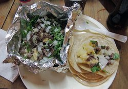 El Carboncito and Street Food
