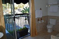 Bathroom in Suite 243