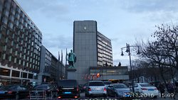 InterContinental hotel.