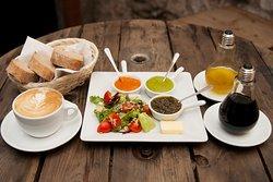 Żarówka Cafe