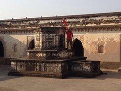 Shrimant Bajirao Peshwa Samadhi