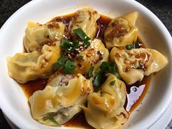 Chilli dumplings