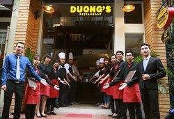 Duong's Restaurant & Cooking Class