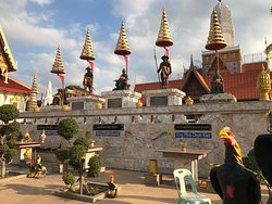 Wat Phutthaisawan Temple