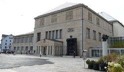 Museo d'Arte (Kunsthaus Zurich)