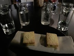 Cheese and Biscuits & paired drinks