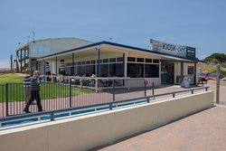 The Normanville Kiosk and cafe