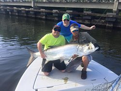 Backwater Fishing Charters Puerto Rico