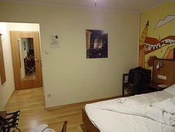 Fine hotel stay in Amberg