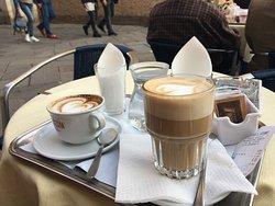 Cozy Italian restaurant and café