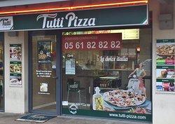 Tutti Pizza Castelnau d'Estretefonds