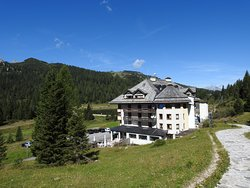 Nassfeld Pass