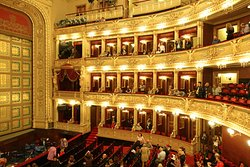 Prague National Theater Opera