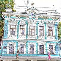 House of Bakhrushin