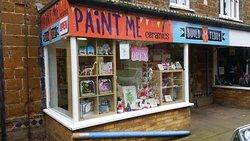繪畫和陶藝工作室
