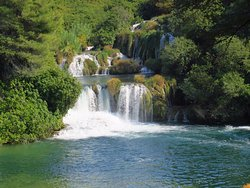‪National Park Krka Waterfalls‬