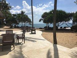 Schönes Resort - aber Erwartungen wurden nicht erfüllt
