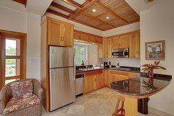 Tree Top Billa 2: Second floor kitchen area