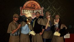 The Escape Hunt Experience Perth