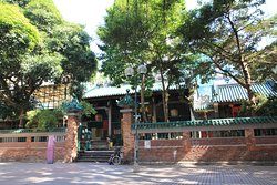 Yau Ma Tei Tin Hau Temple