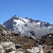 Cordillera Blanca Summit (K2 Peru Adventures)
