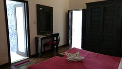 Hotel Udaigarh:Double Bedroom