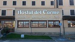 Hostal del Carme - Restaurant