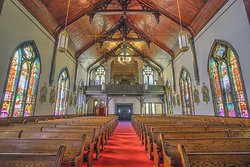 Sacred Heart Church Palestine Texas