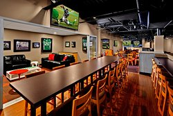 The Red Zone Premium Sports Bar