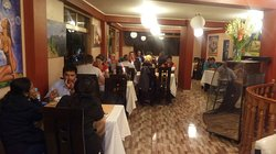 Inti Grill Pizzas Restaurant