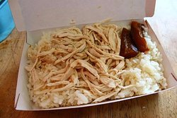 Xia Gang Ren Turkey Rice