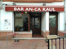 Bar An Ca Raul