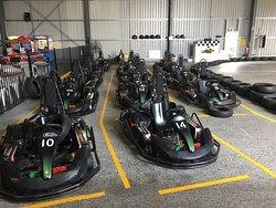 Shoalhaven Indoor Karting
