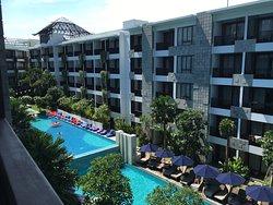 Great hotel in the heart of Seminyak