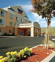 Fairfield Inn & Suites Ukiah Mendocino County