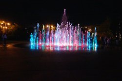 Cosmopolis Fountain