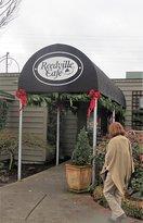Reedville Cafe entrance