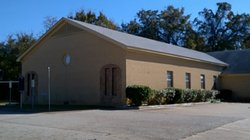 Historic Lone Pine Baptist Church