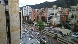 Hilton Bogota Perfecto Lugar