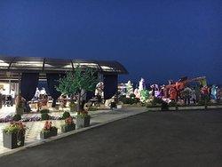 Парк им. Халилова . Каспийск