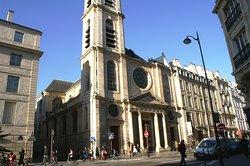 Eglise Saint Jacques du Haut Pas