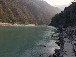 Bliss by the Ganges