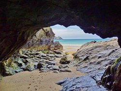 Holywell Cave