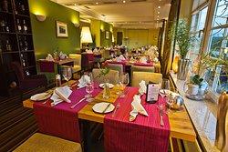 Restaurant Abendrot im Hotel Rosenburg
