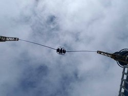 Sky Screamer Reverse Bungy