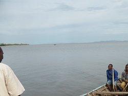 Canoe to Fishermans village