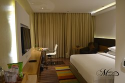 An amazing hotel packed with all amenities