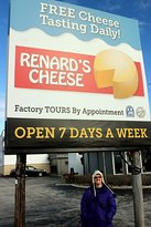 Renard's Cheese factory tour