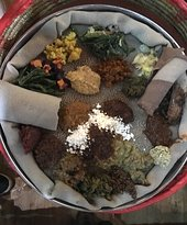 Dashen Traditional Ethiopian Restaurant