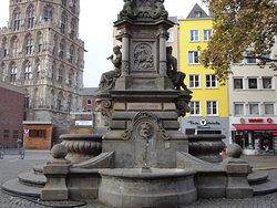 Jan von Werth Fountain